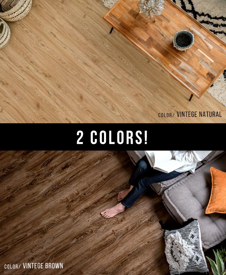 2カラー展開