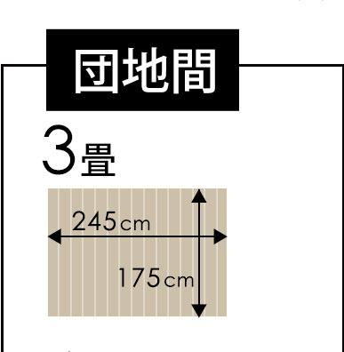 団地間3畳