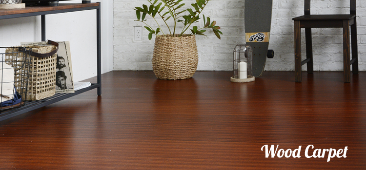 Wood Carpet